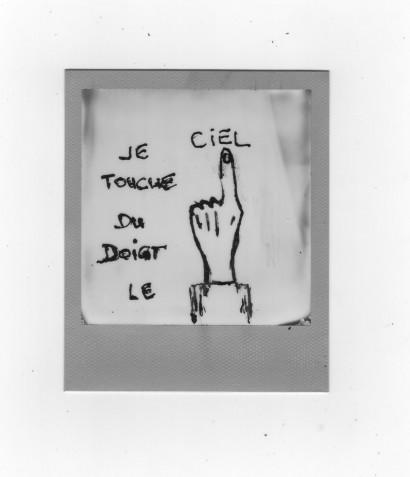Je touche du doigt le ciel - 2014 - R.N